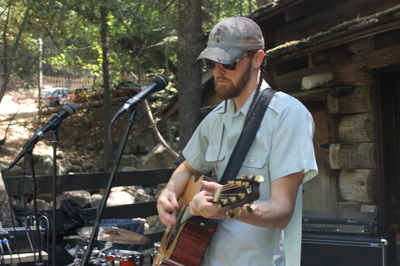 Image of Dan Grimm plays Cold Spring Tavern
